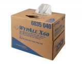WYPALL X60 CLOTHS BRAG BOX - 6035
